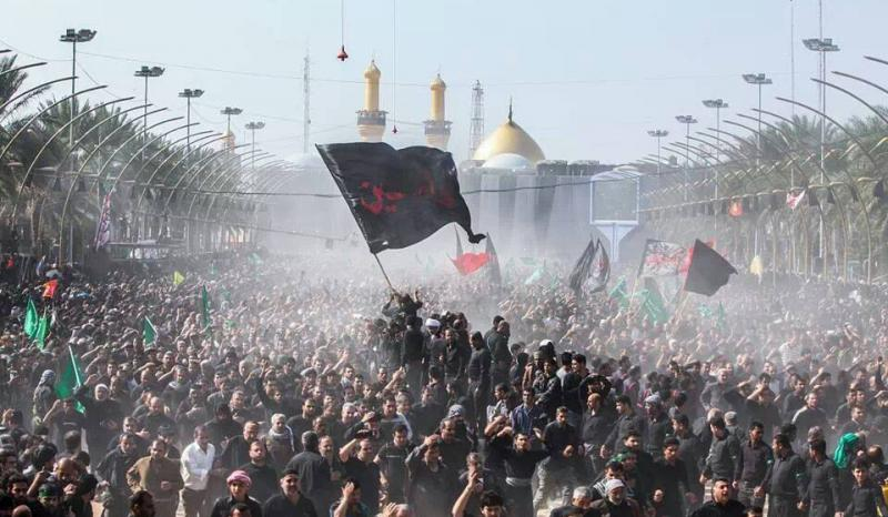 List of largest peaceful gatherings